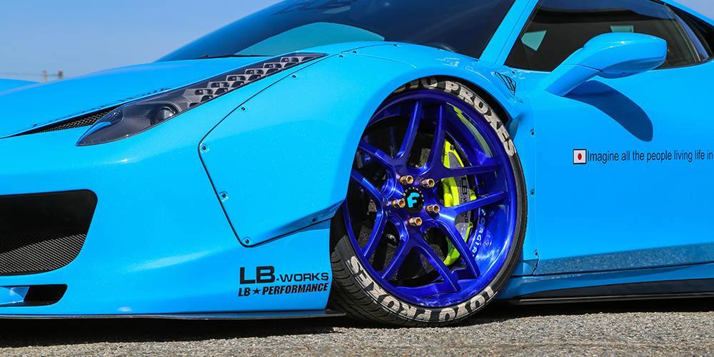 Sky-Blue-Liberty-Walk-Ferrari-458-5