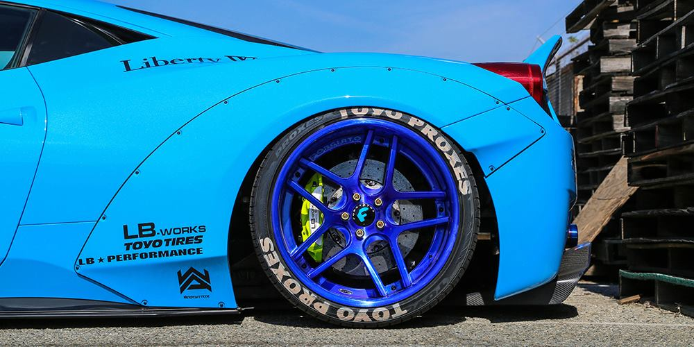 Sky-Blue-Liberty-Walk-Ferrari-458-6